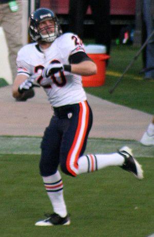 Craig Steltz - Steltz with the Chicago Bears in 2009