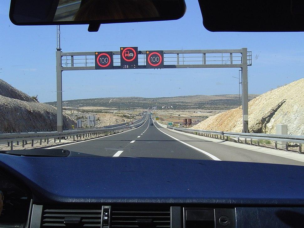 Croatia Highway