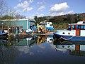 Crossflatts Boatyard - geograph.org.uk - 353119.jpg