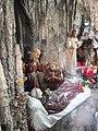 Crupet grotte Saint Antoine detail sculpture 09.JPG