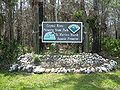 Crystal River Preserve State Park Entrance01.jpg