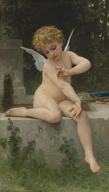 File:Cupid with a Butterfly-LAmour au papillon.jpg