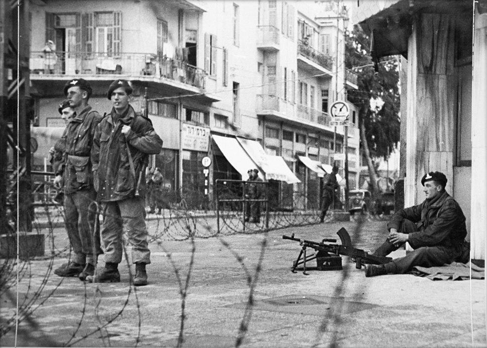 Curfew in Tel Aviv H ih 039