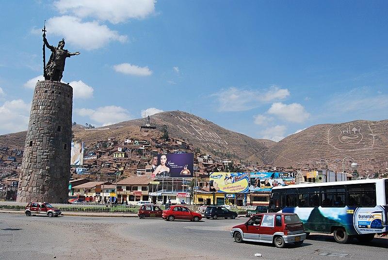 Roteiro pelos pontos turísticos de Cusco