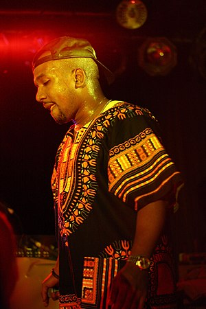 Cyhi the Prynce - Cyhi the Prynce performing in June 2014