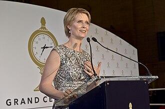Cynthia Nixon - Nixon in 2013