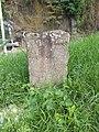 Dürerweg stone, Piazzo.jpg