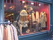 66dabb34a4f27 Second-Hand-Shop für gebrauchte Bekleidung in der Wallstraße