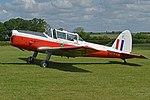 DHC-1 Chipmunk 22 'WZ847 - F' (G-CPMK) (32428984465).jpg