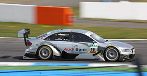 Miguel Molina - Molina made his DTM début at Hockenheim in 2010.