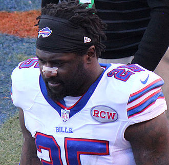 Da'Norris Searcy - Searcy in the 2014 NFL season