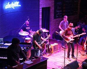 Dakota Jazz Club - Peter Himmelman at the Dakota Jazz Club in 2017