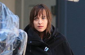 Schauspieler Dakota Johnson