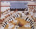 Dassehra Sahba 1800 A.D. Rajasthan.jpg