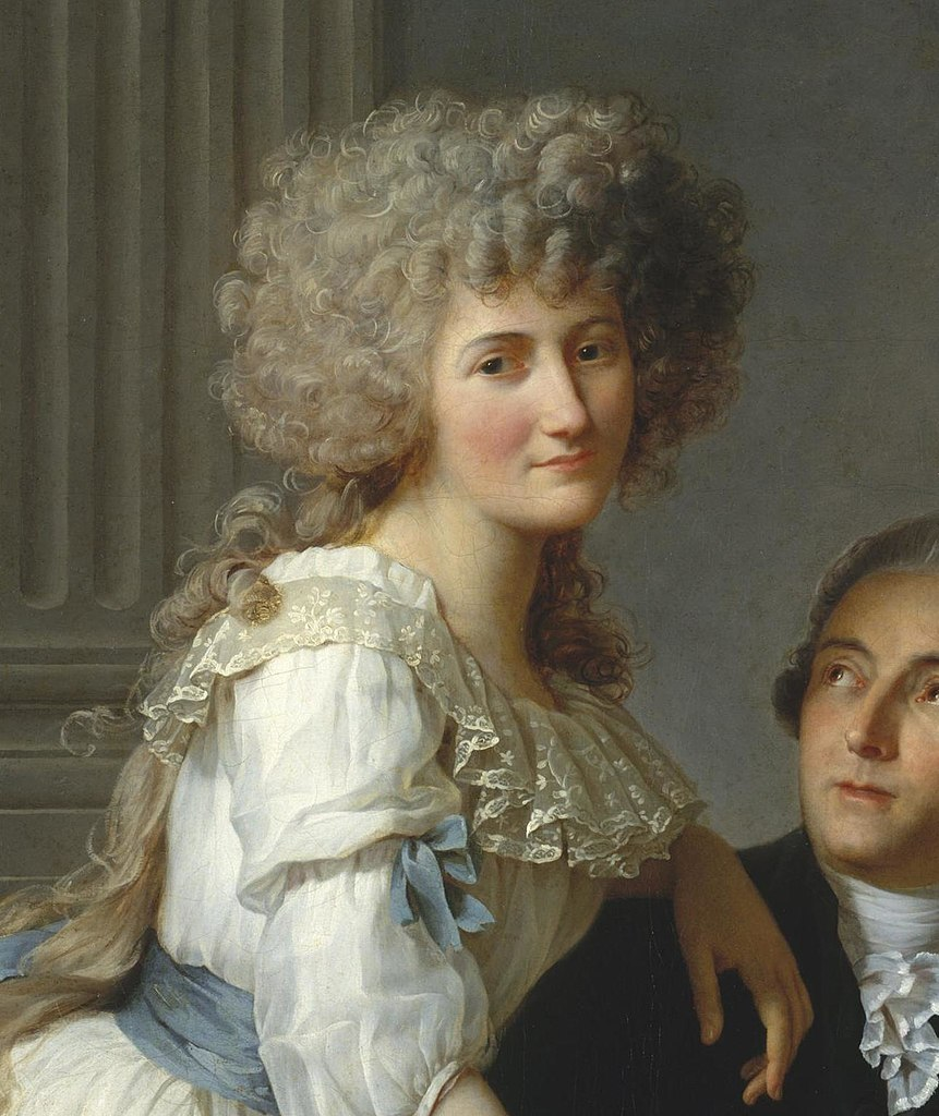 File:David - Portrait of Monsieur Lavoisier and His Wife (cropped ...