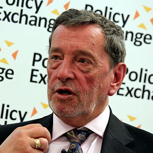 University of Huddersfield - David Blunkett studied at Holly Bank College