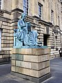 David Hume Memorial in Edinburgh 03.jpg