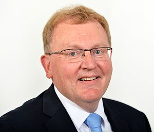 Secretary of State for Scotland - Image: David Mundell UK Gov