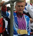 David Weir at the Olympic Victory Parade.JPG