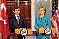 Davutoglu Clinton 1.JPG