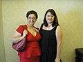 Dawn Rouse and Kelli Oliver George (4876469721).jpg