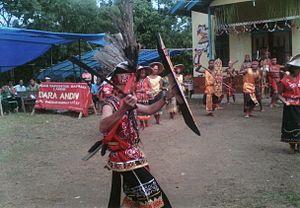 Kendayan people - Image: Dayak Kanayatn