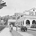 De tuin van het Gouvernementspaleis aan het Gouvernementsplein in Paramaribo, Bestanddeelnr 252-2287.jpg