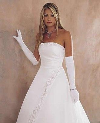 Ball gown - Image: Debutante dress