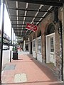 Decatur Street down from Barracks, French Quarter, New Orleans 8th April 2019 05.jpg