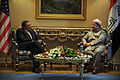 Defense.gov News Photo 110712-F-RG147-108 - Secretary of Defense Leon E. Panetta meets with Kurdistan Regional Government President Masoud Barzani in Irbil, Iraq, on July 12, 2011.jpg
