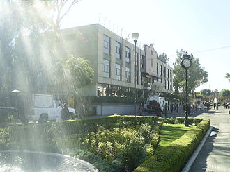Iztacalco - Borough offices