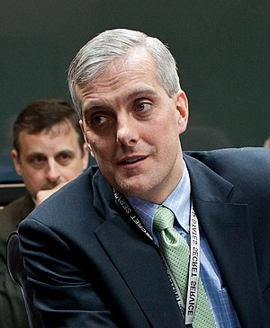 Denis McDonough - Image: Denis Mc Donough 2011