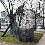 Denkmale Dammtordamm (Hamburg-Neustadt).Mahnmal gegen den Krieg.6.12023.ajb.jpg
