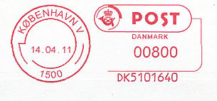Denmark stamp type DB11.jpg
