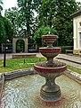 Der barocke Hofgarten mit Orangerie des Schlosses Kirchberg. 02.jpg