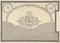 Design for Ceiling, either for 13 Berners Street, Westminster, London, or Whitton Park, Middlesex MET DP804093.jpg