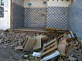 Destroyed house - 17 st - near interchange - Nishapur.JPG