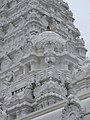 Detail of the Rama Temple Tower-Hindu Temple of Greater Chicago - panoramio.jpg