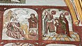 Detail uit de legende van de Heilige Genoveva van Parijs in de zuidelijke transeptarm van de Sint-Genovevakerk van Zepperen - 375136 - onroerenderfgoed.jpg