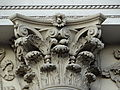 Details of the St. Anne's Church in Warsaw - 01.JPG