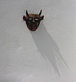 Devils mask for the Pátzcuaro celebrations, Michoacan - Mexiko 11.JPG