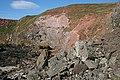 Devonian Rocks - geograph.org.uk - 395151.jpg