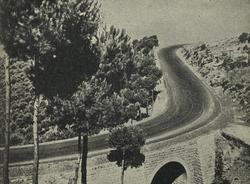 Dhour El Choueir road - 1947.png