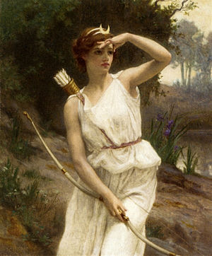 Diana the Huntress - Guillaume Seignac.jpg