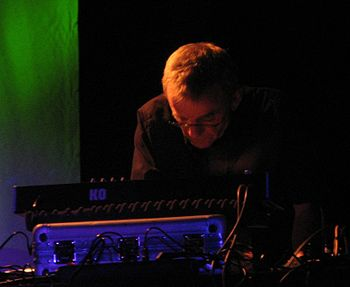 German/Swiss electronic experimental musician ...
