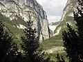 Diga de Vajont vista de Logarone - panoramio.jpg
