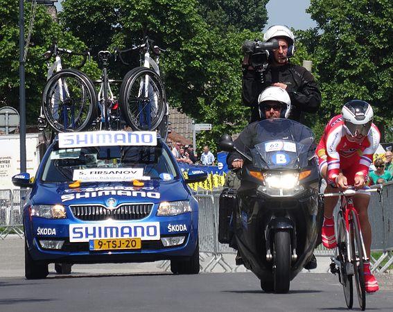 Diksmuide - Ronde van België, etappe 3, individuele tijdrit, 30 mei 2014 (B071).JPG