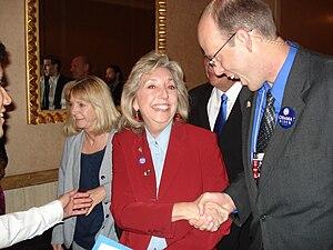Dina Titus - Dina Titus in November 2008 in Las Vegas