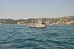 Dinars Y 113 on the Bosphorus in Istanbul, Turkey 002.JPG