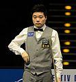 Ding Junhui at Snooker German Masters (DerHexer) 2015-02-05 01.jpg